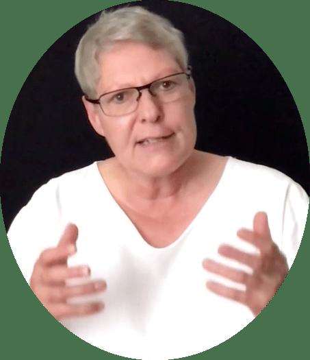 Susanne Richter erklärend