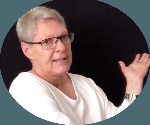 Susanne Richter präsentiert die Lösung als Alternative zur Pflegeversicherung
