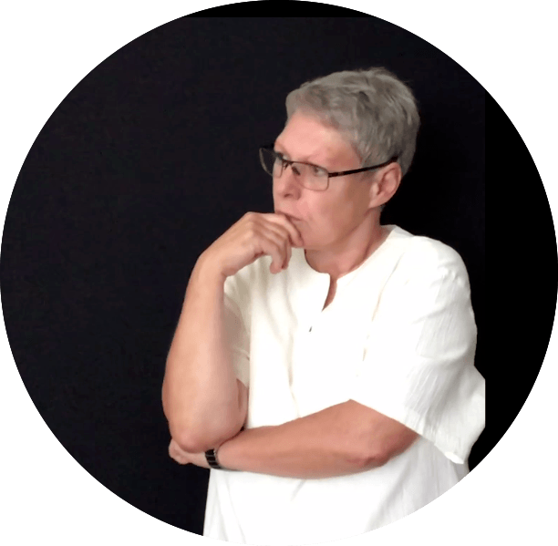 Susanne Richter nachdenklich